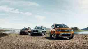 Novo v Sloveniji: Dacia Duster