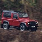 Ste lastnik legendarnega terenca? Land Rover bo sanjsko 'nabril' 150 modelov Defender (foto: Land Rover)