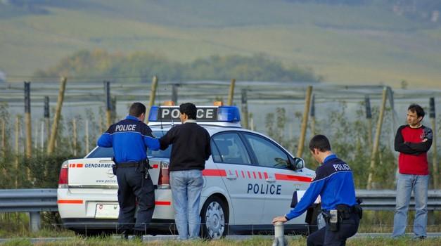 Če bi bile v Sloveniji kazni odvisne od prihodka … (foto: Profimedia)