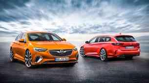 Novo v Sloveniji: Opel Insignia GSi
