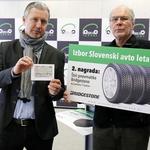 Slovenski avto leta – in prejemniki nagrad so … (foto: Uroš Modlic)