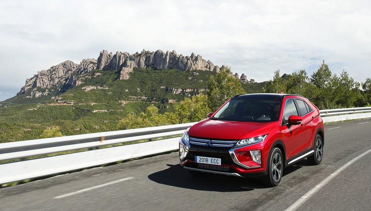 Novo v Sloveniji: Mitsubishi Eclipse Cross zna prepričati s ceno