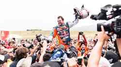 Dakar 2018: Walkner prvič, KTM sedemnajstič, Sainz drugič