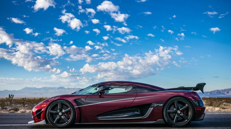 Bo Koenigsegg še letos postavil nov hitrostni rekord? (foto: Koenigsegg)