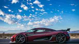 Bo Koenigsegg še letos postavil nov hitrostni rekord?