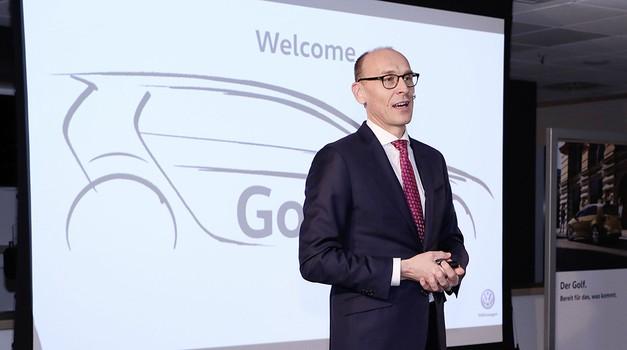 Volkswagen se pripravlja na predstavitev Golfa osme generacije (foto: Volkswagen)