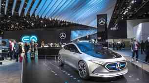 Mercedes-Benz Indija: do leta 2040 bo avtomobile poganjal vodik