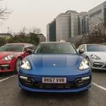 Kateri je najboljši avtomobil za prevoz zlata? Porsche Panamera Sport Tourismo (foto: Porsche)