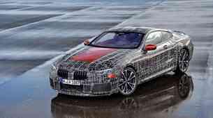 Še zadnji video BMW-ja serije 8 pred uradno predstavitvijo