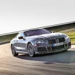 Še zadnji video BMW-ja serije 8 pred uradno predstavitvijo (foto: BMW)
