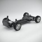 Prvi električni Volvo bo limuzina, na cesti prihodnje leto (foto: Volvo)