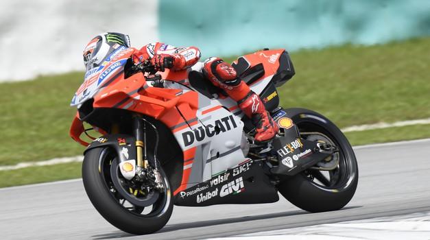 Lorenzo z Ducatijem sesul Marquezov rekord iz leta 2015 (foto: Ducati)