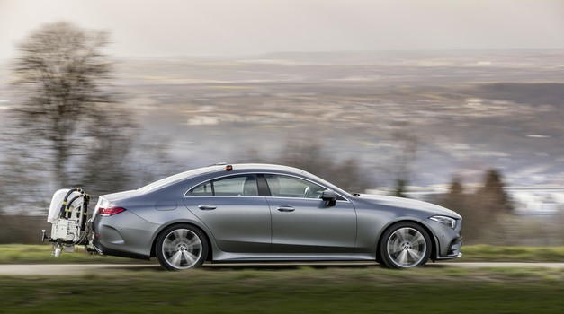 Daimler bo zaposlenim pri Mercedes-Benzu izplačal do 5.400 evrov nagrade (foto: Daimler)