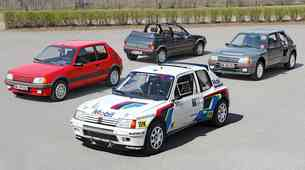 Umrl je ustvarjalec Peugeota 205 Gérard Welter