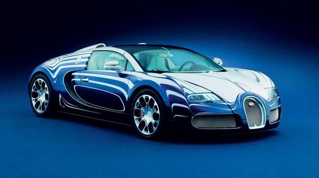 Bugatti najavil 15-letno garancijo za model Veyron (foto: Bugatti)