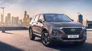 Razkrit novi Hyundai Santa Fe, še bolj osredotočen na varnost potnikov