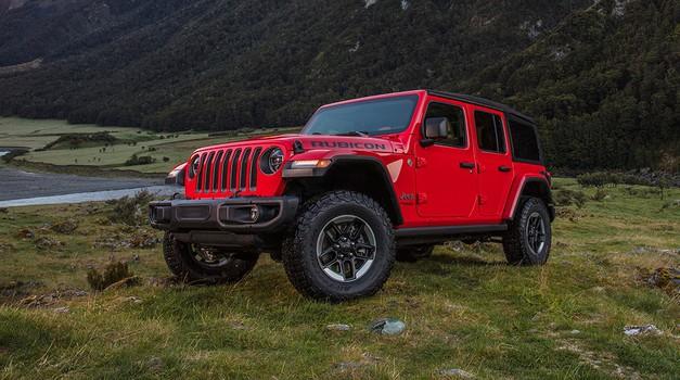 Camp Jeep tudi letos poleti – s predstavitvijo novega Wranglerja (foto: FCA)
