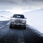 Rolls-Royceov SUV bo nosil ime Cullinan (foto: Rolls Royce)