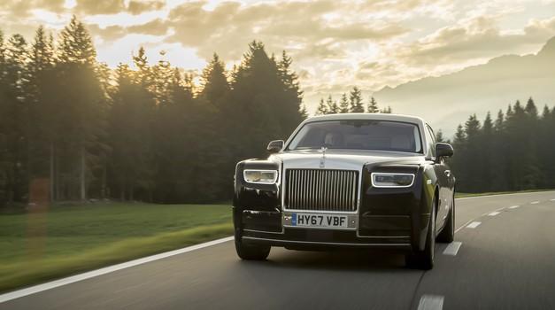 Zgodovina: Rolls-Royce – stremljenje k popolnosti (foto: Rolls Royce)