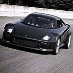 Novi Stratos vaš za pol milijona evrov in enega Ferrarija (foto: Pininfarina)