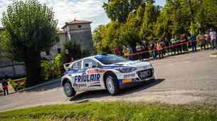 Reli: Claudio De Cecco s Hyundaijem i20 R5 znova na slovenskem DP!