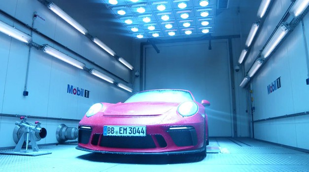 Strah je odveč, Porsche 911 GT3 ne bo dobil turbine (foto: Porsche)