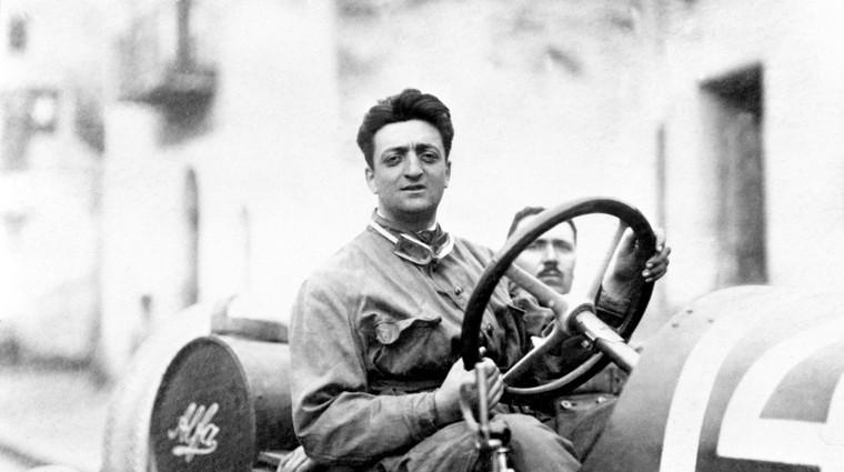 Ferrari praznuje 120. obletnico rojstva Enza Ferrarija (foto: Ferrari)