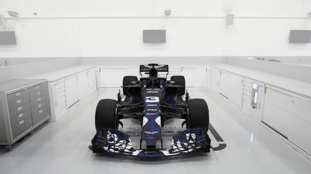 Red Bull predstavil dirkalnik Formule 1 za sezono 2018 (foto: Red Bull)