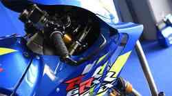 MotoGP: takšna pa so krilca na Suzukijevem dirkalniku