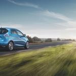 Renault Zoe: še več moči in večji doseg (foto: Newspress)