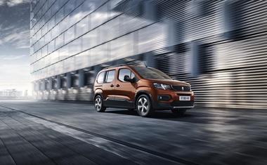 Nič več Partner, novi Peugeot za prosti čas bo Rifter
