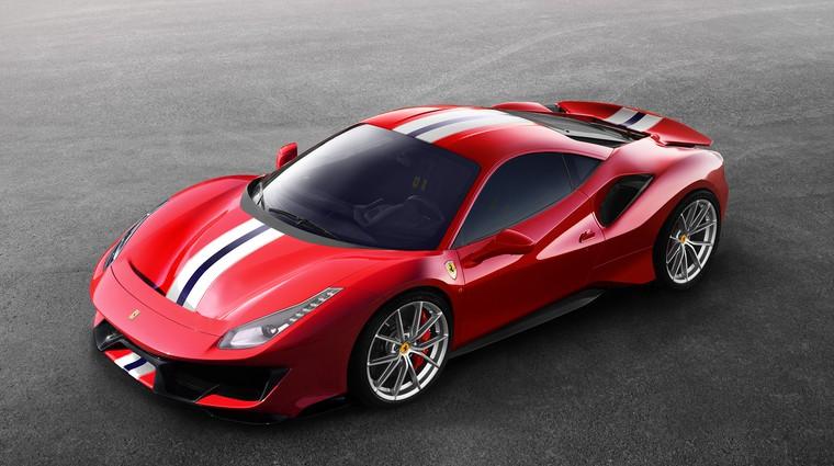 Scuderii in Specialu sledi (Ferrari 488) Pista (foto: Ferrari)