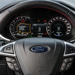 Novi Ford Edge na voljo le z dizelskimi motorji (foto: Ford)