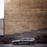 Volvo V90 dobil manjšega brata - V60 (foto: Volvo)