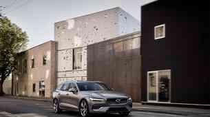 Volvo V90 dobil manjšega brata - V60