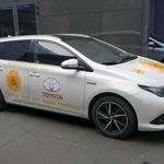 Slovenska ročica pomaga invalidom voziti avtomobile (foto: Matija Janežič)