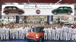 Kragujevška tovarna praznuje 500.000 izdelanih Fiatov 500L