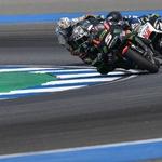 MotoGP: testiranja na Tajskem še niso prinesla rešitve za Yamaho (foto: Dorna)