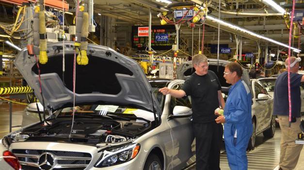 Geely postal največji delničar Daimlerja (foto: Arhiv AM)
