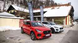 Novo v Sloveniji: Jaguar E-Pace