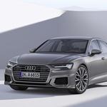 Audi A6 z junijem serijsko kot lahki hibrid (foto: Audi)