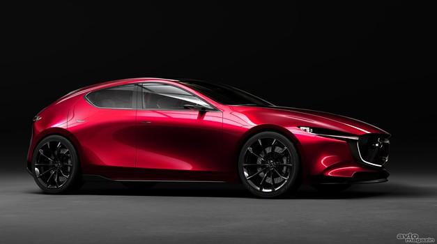 Mazda potrjuje vrnitev rotacijskega motorja (foto: Arhiv AM)