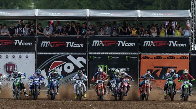 MXGP: Na dirki v Argentini brez slovenske udeležbe