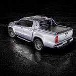 Mercedes razreda X z najmočnejšim motorjem V6 (foto: Daimler)