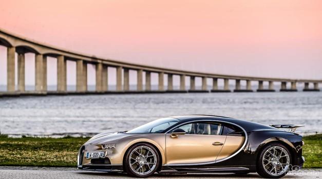 Bugatti pripravlja še močnejšo verzijo modela Chiron (foto: Bugatti)