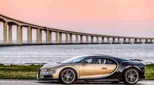 Bugatti pripravlja še močnejšo verzijo modela Chiron