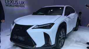 Ženeva 2018: Podaljšani Lexus RX L premierno tudi v Evropi