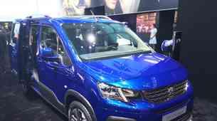 Ženeva 2018: Peugeot Rifter tudi kot koncept s štirikolesnim pogonom