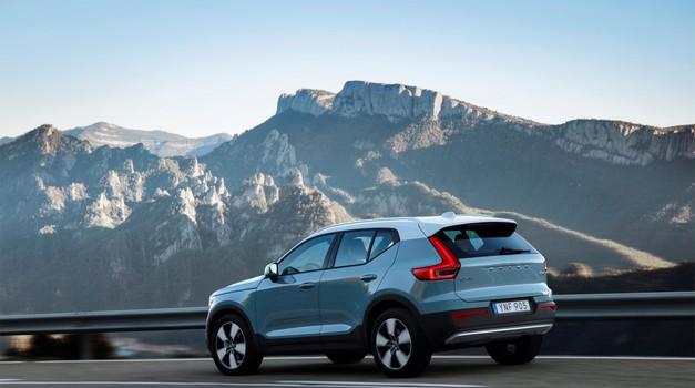 Polestarova programska oprema izboljšuje Volvov štirikolesni pogon (foto: Volvo)
