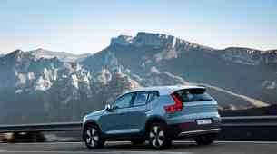 Polestarova programska oprema izboljšuje Volvov štirikolesni pogon